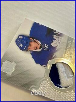 16-17 Upper Deck The Cup Rookie Patch/Autograph Mitch Marner 96/99 #176