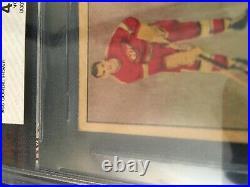 1951 1951-52 Parkhurst #66 Gordie Howe Rookie BVG 4.5 VG-EX+ Detroit Red Wings