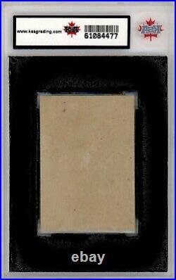 1951 52 Parkhurst #66 Gordie Howe Rookie Card Ksa 8 Near Mint-mint