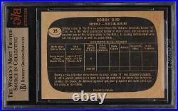 1966 Topps Hockey Bobby Orr ROOKIE RC #35 BVG 10 PRISTINE