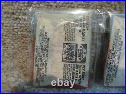 1973-74 O-Pee-Chee Hockey 1978-79 Topps Wax Pack lot of 3 card packs SEALED RARE