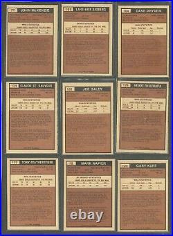 1975-76 O-PEE-CHEE WHA Hockey set 132/132 cards NM/MT Pack fresh! GORDIE HOWE