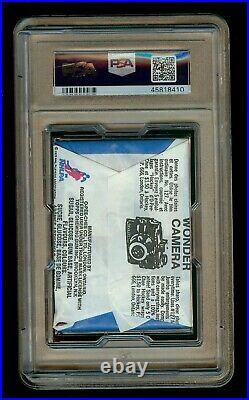 1979-80 OPC O-Pee-Chee WAX PACK SEALED UNOPENED GRETZKY RC YEAR GRADED PSA 8