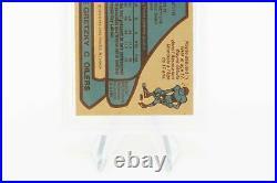 1979 80 Opc #18 Wayne Gretzky Rookie Card Psa 7 Near Mint -very Nice Card #99