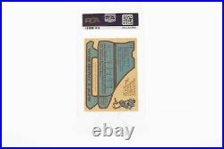 1979 80 Opc #18 Wayne Gretzky Rookie Card Psa 8 Mint Beautiful Card The Goat