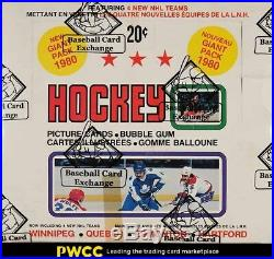 1979 O-Pee-Chee Hockey Wax Box, Wayne Gretzky ROOKIE, BBCE AUTH