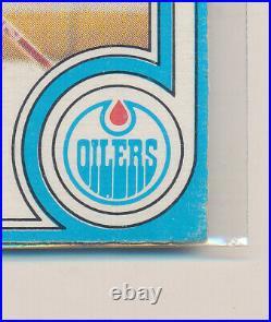 1979 O-pee-chee #18 Wayne Gretzky Edmonton Oilers Rookie Card