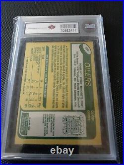 1980-81 O-Pee-Chee Mark Messier #289 KSA 7.5 NM+ Rookie Card