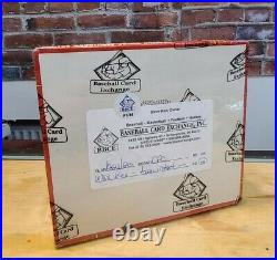 1984/85 OPC O-Pee-Chee Hockey Wax Box 48 Packs Yzerman RC Gretzky PSA 10 BBCE