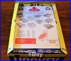 1985-86 O-pee-chee Hockey Box Mario Lemieux Bottom Variant Rc 48 Sealed Packs