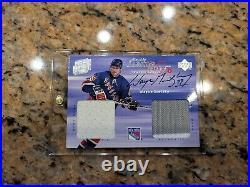 1998-99 Upper Deck DOUBLE Game Jersey AUTO Wayne Gretzky