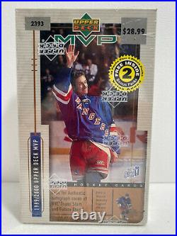 1999/2000 Upper Deck NHL MVP Hockey Cards Factory Sealed Box