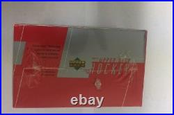 2000-01 Upper Deck Series 2 Factory Sealed 24 Pack Retail Hockey Box