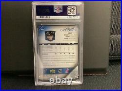 2005 Upper Deck Young Guns #443 Alexander Ovechkin RC Rookie PSA 10 GEM MINT