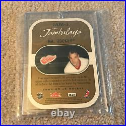 2008 Ultra Ex Gordie Howe Jambalaya 117000 + pack odds rare ssp insert card