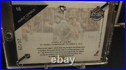 2010/11 Mario Lemieux Panni Winter Classic On Card Auto # 20/25