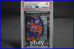 2015-16 Opc O-Pee-Chee Platinum Connor McDavid RC Rookie Card Marquee PSA 9 MINT