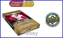 2015-16 Upper Deck FLEER SHOWCASE NHL Hobby Hockey Factory Sealed Box