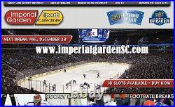 2015-16 Upper Deck UD ICE NHL Hobby Hockey Factory Sealed Box