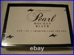 2021 Leaf Pearl Hockey Black Box One 1 Of 1 Premium Card Per Box 1/1