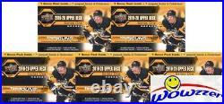 (5) 2019/20 Upper Deck Series 1 Hockey HUGE Factory Sealed Blaster Box-YOUNG GUN