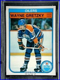Wayne Gretzky 1982 O-pee-chee Opc Psa 10 Gem Mint Hockey Card #106 Oilers Rare
