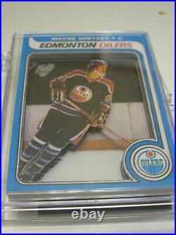 Wayne Gretzky 3D 1979 Rookie hockey card multi-dimensional NEW rare