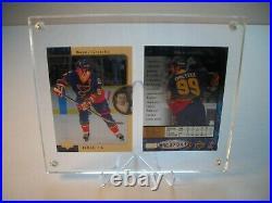 Wayne Gretzky Signed 1995 Upper Deck Sp #127 Authenticated 108/500 Hologram Card